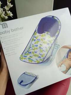 MOTHERCARE baby bather alas mandi bayi