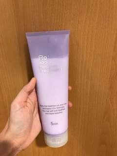 日本adjuvant Re:>>> 防褪色修護霜 頭髮護理 焗油