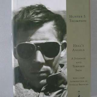 Hell's Angels - Hunter S. Thompson HC