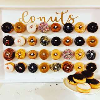 Donuts wall for RENT
