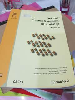A-Level Chemistry Prac Qns