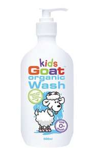 Goat Kids Organic Moisturising Wash