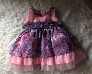 Margaritas Pink w/ Details Dress ✨