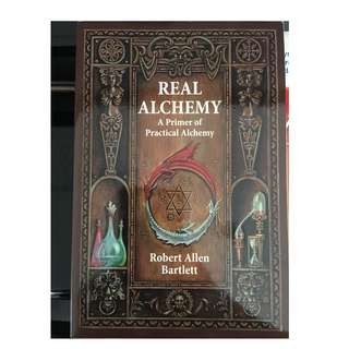 C265 BOOK - REAL ALCHEMY
