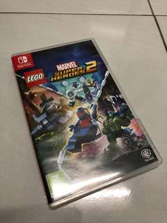 Lego marvels Superheroes 2