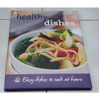 Recipe Book: Healthy Dishes Recipe