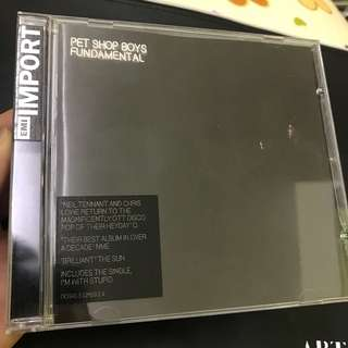Pet Shop Boys - Fundamental