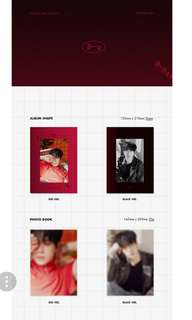 [PREORDER] KIM DONGHAN 1ST MINI ALBUM - D DAY