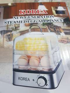 KOREA New Generation, Steamed Egg appliance