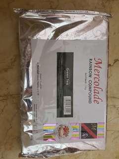 Mercolade greentea 1kg (expired jun 2019)