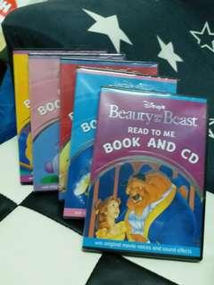 兒童故事書+CD