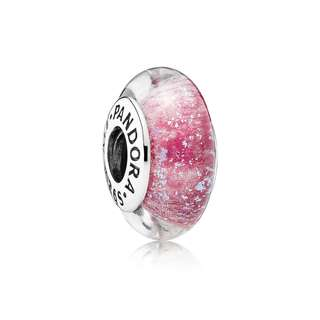 [Brand new] Pandora charm Anna Glass
