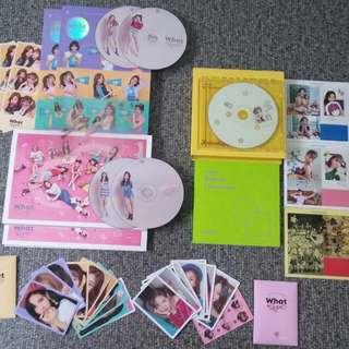 Twice albums (kpop)