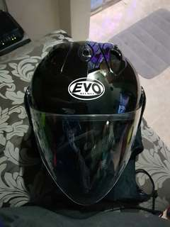 Psb approved evo helmet set.