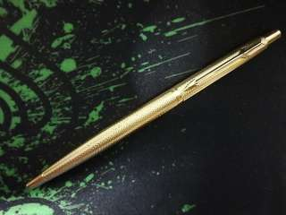 Parker Sonnet France IIE gold plated ballpoint