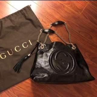 Gucci Soho Tote Bag