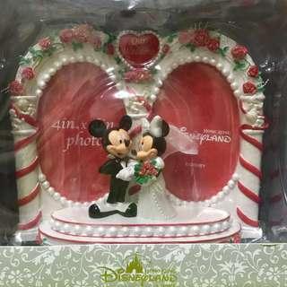 Disney 米奇結婚相架