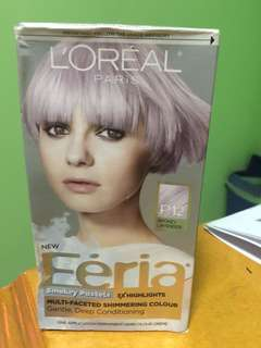 L'Oreal Paris Feria Pastels Hair Color P12