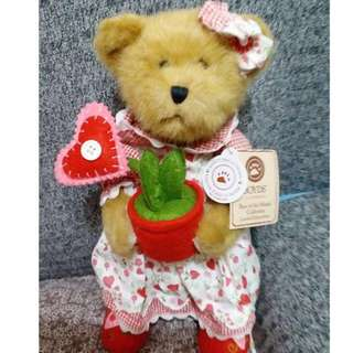 BOYDS Bear of the month collection limited edition series 32CM