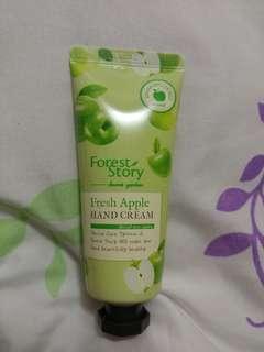 Forest Story Fresh Apple Hand Cream