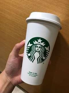 🚚 🇺🇸星巴克塑膠杯 美國帶回