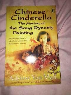 英文小說-Chinese Cinderella
