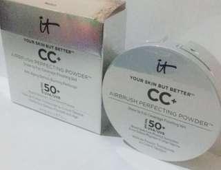 It cosmetics B.B. compact powder (med)