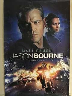 Jason Bourne Movie Poster