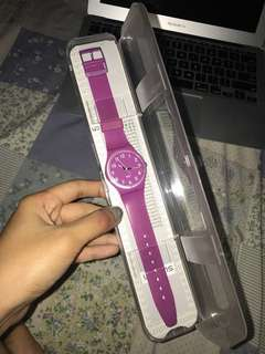 Authentic Swatch swiss made