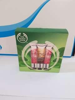 NEW Body Shop Assorted Hand Cream Gift Set