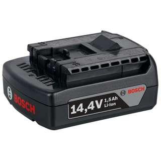Bosch Parts / 1 600 A00 1C1 / Battery 14,4V 1,5Ah /