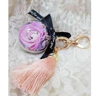 乾燥花 花圈 花束 婚禮小物 居家擺飾 手工藝品 手作素材 鑰匙圈 掛飾