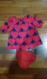Baby Gap Dress Set