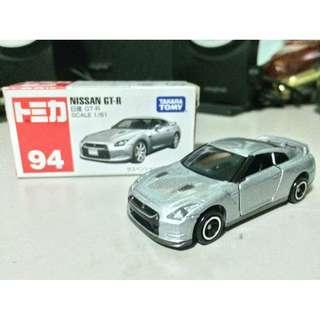 Tomcia 94 Nissan GTR