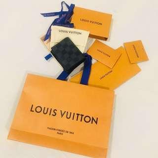 Louis Vuitton Enveloppe Carte De Visite