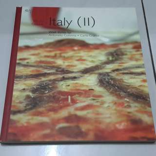 Recipe Book: Italy Cuisine