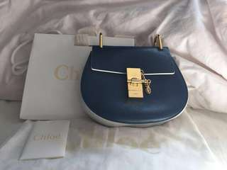 Chloe Drew Mini leather shoulder bag
