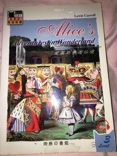 Alice's Adventures in Wonderland +CD