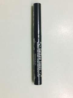 Kate Von D waterproof liquid eyeliner - Black