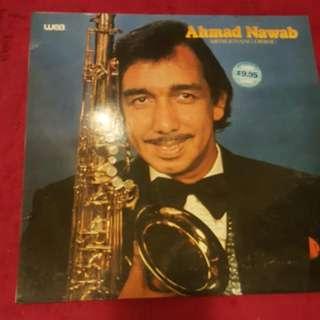 LP/ Vinyl Ahmad Nawab Mengenang Dirimu Piring Hitam