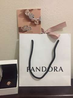 Pandora Rose Gold Plated Charm