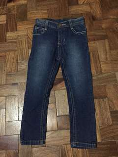 Zap Jeans with Studded Pockets