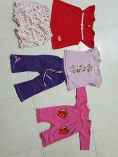 (Free Postage) Babies Clothes