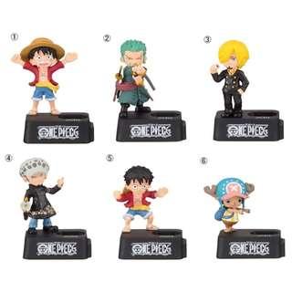 🌟日本 Xfit x One Piece 海賊王 💕初回限定版💕 刮鬚刀 剃鬚刀 3D設計更附合面型使用✔ 附有替換刀頭✔