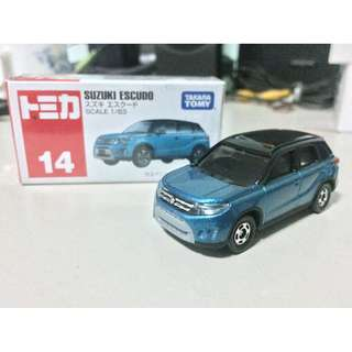 Tomica 14 Suzuki Vitara / Escudo