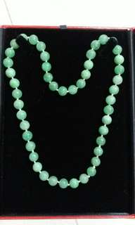 東陵玉珠項鍊