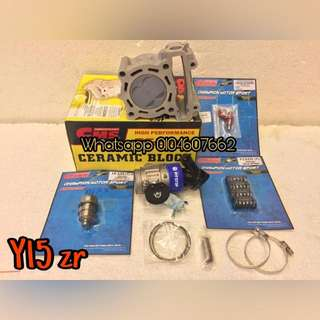 ---Package For Yamaha Y15ZR---
