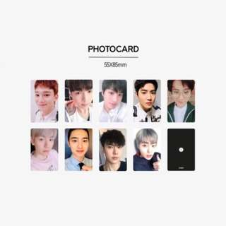 [PREORDER] EXO COMMEMORATIVE MEDAL LIMITED OFFICIAL PHOTOCARD