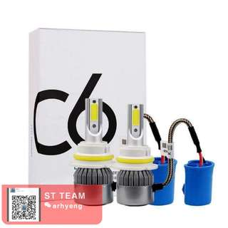 C6 3Colour LED 36W