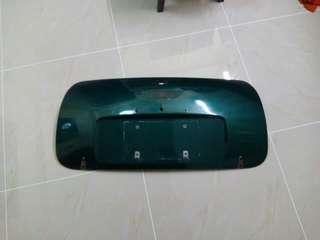 Classic Rover Mini Boot Lid